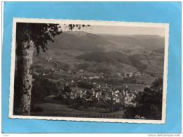 CONTAT EN FENIERS--vue Prise Du Cendrin, -a Voyagé En 1946 Bel Affranchissement Composé-timbres Mazelin- édition Combier - Condat