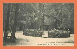 A512 / 555  61 - Foret De Belleme Pavillon De La Herse - France