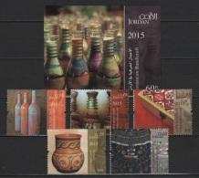 Jordan (2015) - Set + Block -   /   Art - Handcraft - Artesania - Artisanat - Porselein