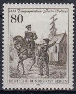 Alemania Berlin 1983 Nº 654 Nuevo - [5] Berlín