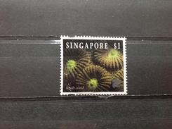 Singapore - Leven Op Het Koraalrif (1) 1996 - Singapore (1959-...)