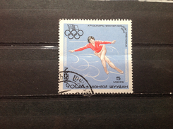 Mongolië - Olympische Spelen (5) 1967 - Mongolië