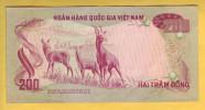 VIET NAM - Billet De 200 Dong. 1972. Pick: 32a. SUP+ - Vietnam