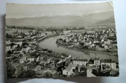 D 38 - Grenoble - La Tronche, L'ile Verte - L'isère Et Les Alpes - Grenoble