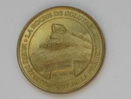 Monnaie De Paris  - LA ROCHE DE SOLUTRE - MUSEE DEPARTEMENTAL DE LA PREHISTOIRE   **** EN ACHAT IMMEDIAT *** - Monnaie De Paris