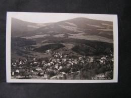 ==  CSR Sudeten , Freiheit  In Riesnegebirge Foto AK 1930 - Tchéquie