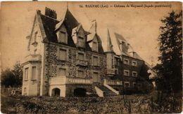 CPA  Bagnac (Lot) -Chateau De Maynard (facade Postérieure) (223323) - France
