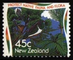 New Zealand Nouvelle-Zélande Neuseeland 1995. ** MNH. Fantail - Ohne Zuordnung