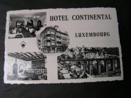 == Luxemburg Hotel Karte   * - Luxemburg - Stadt