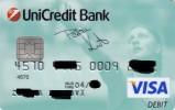 Czech Republic - UniCredit Bank - VISA - Tennis - Petra Kvitova - Geldkarten (Ablauf Min. 10 Jahre)