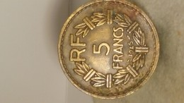 1 Franc 1945 En Tb + ................ref 38 - France