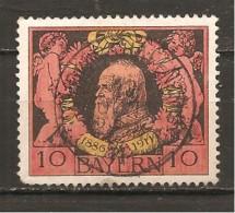 Baviera. Nº Yvert  92-93  (usado) (o) - Bavaria