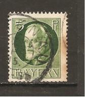 Baviera. Nº Yvert  95 (A)  (usado) (o) - Bavaria