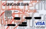 Czech Republic - UniCredit Bank - VISA Elektron - Debit - Geldkarten (Ablauf Min. 10 Jahre)