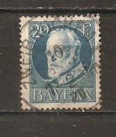 Baviera. Nº Yvert  97 (A)  (usado) (o) - Bavaria
