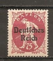 Baviera. Nº Yvert  204  (usado) (o) - Bavaria