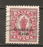 Baviera. Nº Yvert  206  (usado) (o) - Bavaria