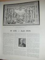 LAROUSSE 1929 N°270 ARMEE SALUT CAPAZZA CROMWELL PEINTURE GIL GLOSSOPTOSE MALTE MADELIN LOIS MILITAIRES  SAXE TOTEM WIDA - Encyclopédies