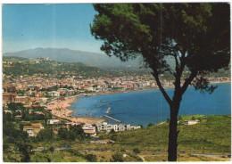 ITALIA - ITALY - ITALIE - 1984 - Castelli, 400 Castello Dell'Imperatore - Formia, Panorama - Viaggiata Da Formia Per ... - Italia