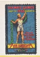 U.S.  OLYMPIC  VIGNETTE   *