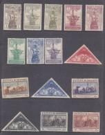 Spain 1930   Columbus Issue, MH * - Unused Stamps