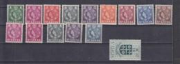 St Lucia, QEII,  10 X Mh *, 5 X Used - St.Lucia (...-1978)