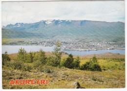 Akureyri - Iceland - Island - IJsland