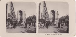 Stereo-Foto (photo Stéréo) 10 Nice -Le Carnaval: Un Char- - Stereoscoop