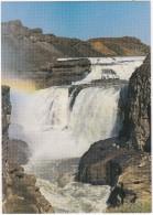 Gullfoss - The Golden Waterfall In River Hvitá  - S. Iceland - Island - IJsland