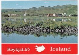 Reykjahliö  By Lake Mývatn - N. Iceland - Reykjahiliö I Mývatnssveit - Island - IJsland