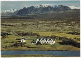 Thingvellir, The Site Of The Icelandic Parliament - Island - Þingvellir, Hvor Det Islandske Alting Blev Afholdt 930-1878 - IJsland