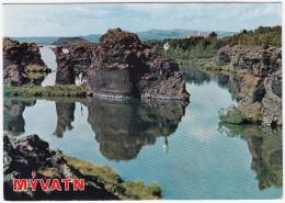 Iceland - Lake Mývatn  - Island - Mývatn - IJsland