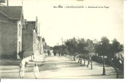 49819    Chatelaillon   Boulevard De   La Plage - Châtelaillon-Plage