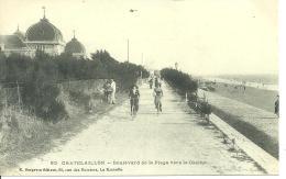 49820    Chatelaillon   Boulevard De   La Plage  Vers Le Casino - Châtelaillon-Plage
