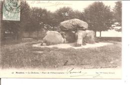 MEUDON  DOLMEN - Dolmen & Menhirs