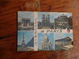 Paris 1991 - Viste Panoramiche, Panorama