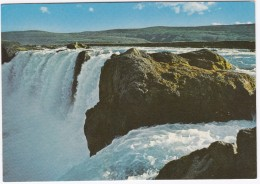 Godafoss Waterfalls  -N. Iceland - Island  - Godafoss - IJsland