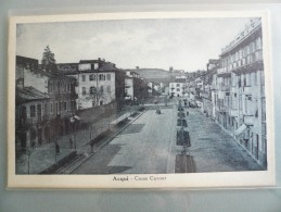 Acqui - Corso Cavour - Non Viaggiata - Alessandria