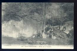 Cpa Du  17  Saint Porchaire -- Grotte De La Vauzelle    LIOB67 - Unclassified