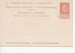 Paquebots De L'Etat Belge-ligne Ostende -Douvres-Rapide-10 C. Fine Barbe. - Entiers Postaux