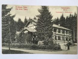 S2 - Tatranská Lomnica 1910 - Slovaquie
