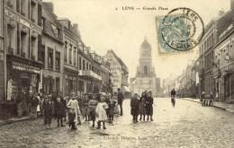 D 62 - LENS - Grande Place - Lens