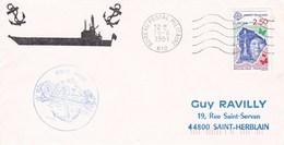 EDIC 9052 BUREAU POSTAL MILITAIRE 610    26/6/1991 - Poststempel (Briefe)