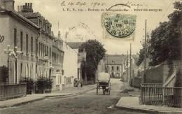 D 62 - Environs De BOULOGNE SUR MER - PONT DE BRIQUES - Boulogne Sur Mer
