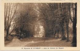 LUNERAY:ALLEE DES TILLEULS - France