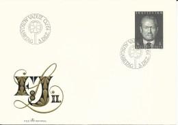 468, Prince François II, 1970 - FDC