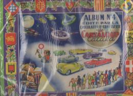 Album Collecteur CANTALOUP N°4 Complet Des 253 Images (IMA C 04) - Vecchi Documenti