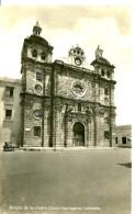 Colombie. Cartagena. Templo De San Pedro Claver. - Colombia
