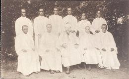 Inlandsche Priesters En Seminaristen In Belgisch Urundi - Mission Der Witte Paters - Lotto 0050 - Congo - Kinshasa (ex Zaire)