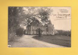* CPA..dépt 18..PRECY : Château De Blandy..n°7  : Voir Les 2 Scans - France
